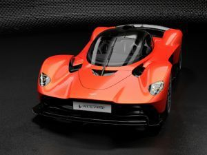 The Aston Martin Valkyrie Develops 1176PS To Take You Closer To Valhalla