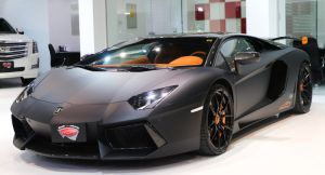 Menacing Oakley Design Lamborghini Aventador Hits The Market