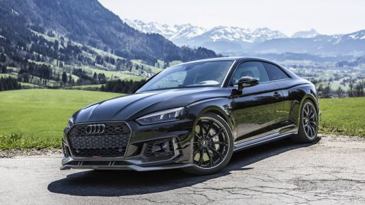 1 of 50 ABT Audi RS5-R Looks Mesmerizing Murdered Out