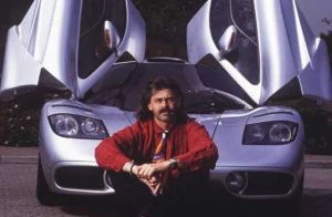 The Best Of Gordon Murray The Creator Of McLaren F1 And Latest T50