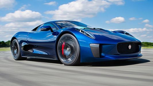 Could Jaguar Go Full-Electric Within A Decade?