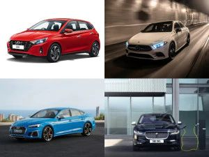 Cars LaunchingExpected In November Hyundai i20 2020 Tata Harrier Camo Audi S5 Mercedes-Benz A-Class Limousine Jaguar I-PACE And More