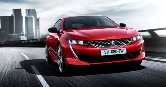 The Tech-Heavy New 508 Starts Peugeot's March Toward Audi