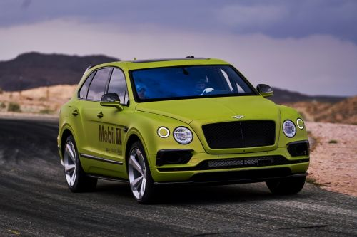 Bentley Reveal Bentayga To Tackle Pikes Peak and Grab SUV Record