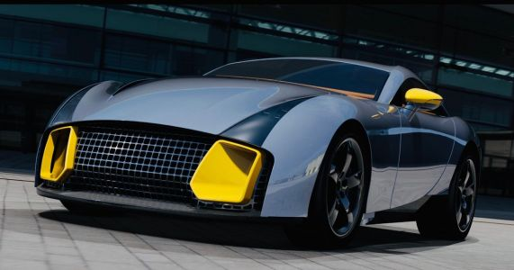 The Mulholland Legend 480 Wants To Be A Modern-Day TVR