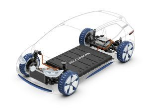 Volkswagen Open To Sharing Electric Vehicle Platform With Other Carmakers