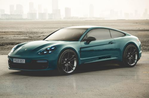 Porsche Apparently Working On Panamera Coupe and Cabriolet Versions