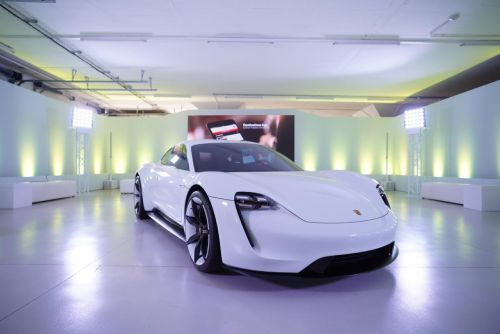 Porsche Taycan Sold Out For First Year