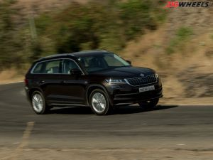 Skoda Kodiaq Laurin Klement First Drive Review