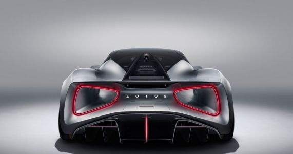 Lotus Evija Is A Surprisingly Lightweight Electric Hypercar With 2000bhp