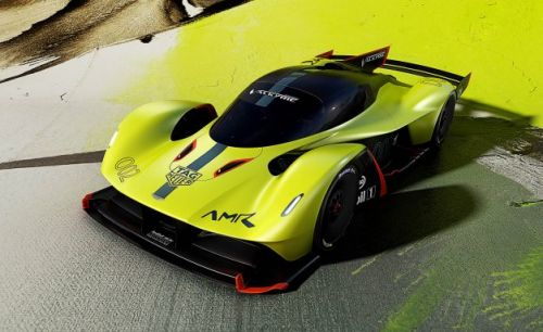 We Walk Around the Valkyrie AMR Pro with the Pros Who Are Designing It