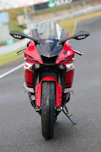 Yamaha YZF-R6 20th Anniversary by GK Dynamics