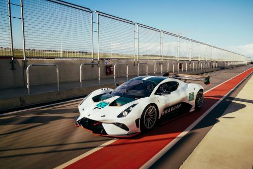 First North-American Brabham BT62 Sold For R17 Million