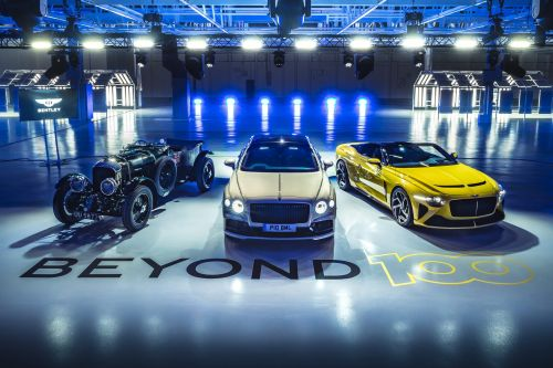 Bentley Commit To Being Fully Electric By 2030