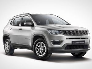 Jeep Compass Sport Plus Launched Priced At Rs 1599 Lakh