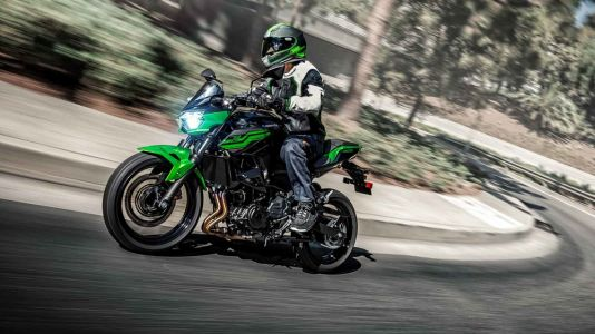 2019 Kawasaki Z400 ABS First Look