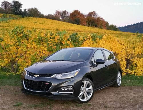 Review: 2018 Chevrolet Cruze Hatch Diesel