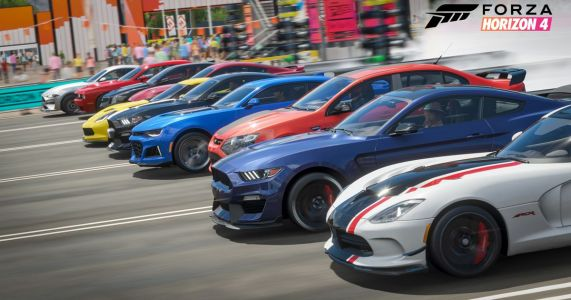 There Probably Won't Be Any New Forza Games Next Year