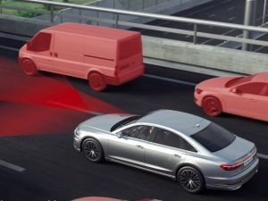Top Technology Trends At 2019 LA Auto Show