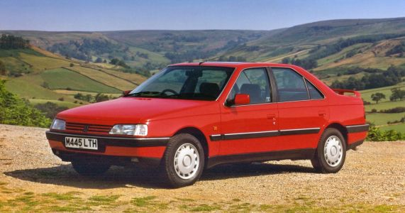 Peugeot Is Selling Brand New 405s For £7800