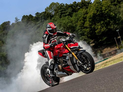 2020 Ducati Streetfighter V4 First Look Preview Photo Gallery