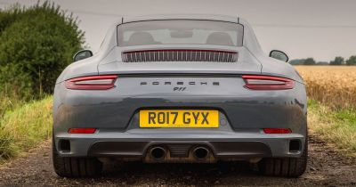 Porsche 911 GTS Review: As Close To The Perfect 911 As You Can Get