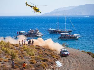 Hyundai WRC Experience - Rally Turkey From The Sidelines