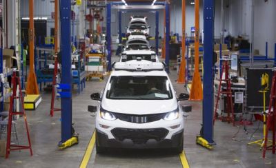 GM Adds 130 Autonomous Chevrolet Bolt EVs, Creating the Industry's Largest Self-Driving Fleet . . . for Now