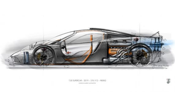 Gordon Murray Is Making A Manual V12 McLaren F1 Successor