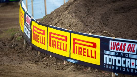 Pirelli Returns as the Official Motorcycle Tire of the 2018 Lucas Oil Pro Motocross Championship