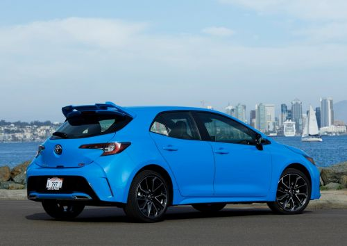 Toyota Planning Hybrid-Powered Corolla For Hot Hatch Segment