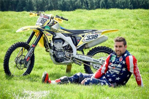 SUZUKI RM-Z450 CLINCHES NZ CROSS-COUNTRY TITLE
