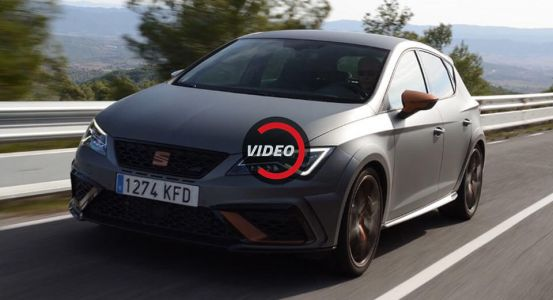 Here's What Seat's Leon Cupra R Can Do In The Hands Of A Racing Driver