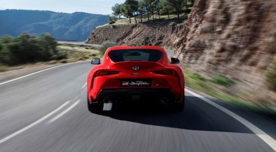 Toyota Supra Engineer Thinks It Will Achieve 7:40 'Ring Time