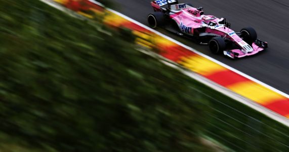 Newly Renamed 'Racing Point Force India' Has Lost All Its Racing Points