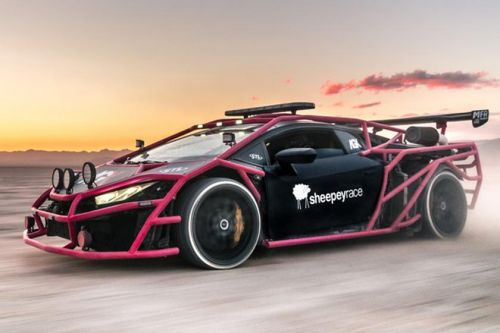 "Crazy Twin-Turbo ""Caged"" Lamborghini Huracan Built For 19-Year-Old"