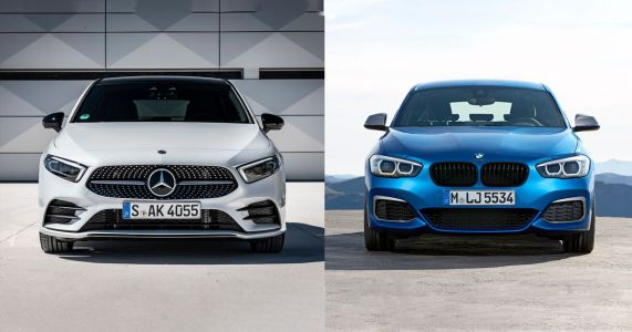 Old Enemies BMW And Mercedes Could Build Cars Together