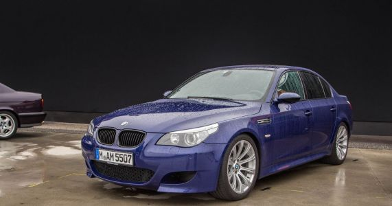Nothing Could Have Prepared Me For The E60 M5's Terrible Gearbox