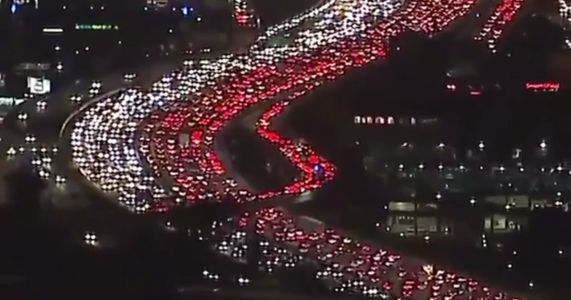 Thanksgiving Weekend Traffic In The US Looks Hellish