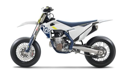 2022 Husqvarna FS 450 Supermoto First Look Preview