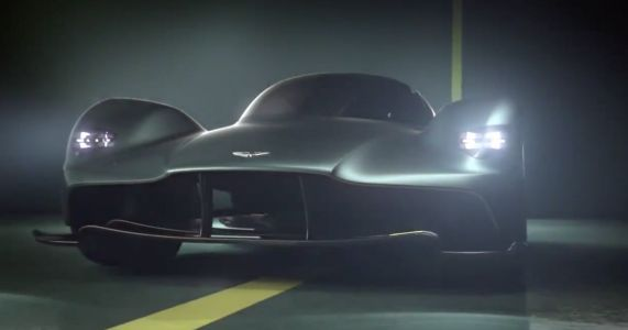 The Aston Martin Valkyrie Sounds Like An Old F1 Car