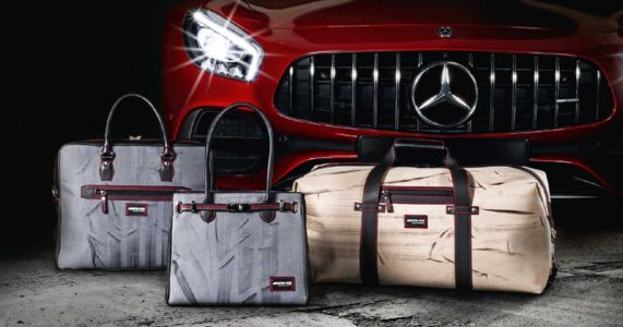You Can Spend £595 On A Bag With Mercedes-AMG GT R Tyre Marks