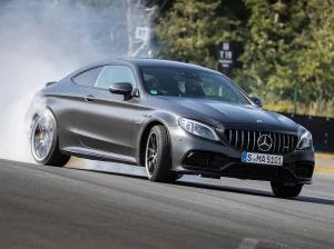 2020 Mercedes-AMG C63 Coupe Launched In India At Rs 133 Crore