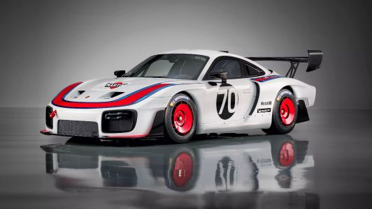 Porsche Builds Historic 935 Race Car Costing R11.5 Million Each