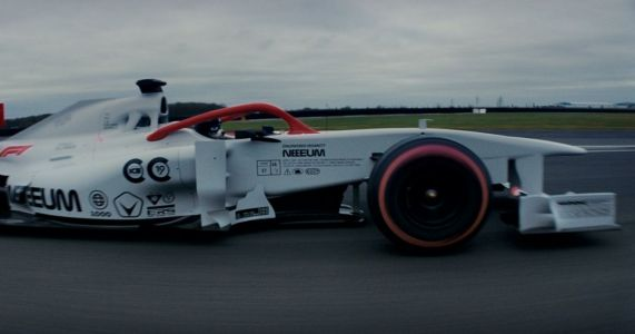 F1 Teamed Up With The Chemical Brothers To Create The 'World's Fastest Remix' For Some Reason