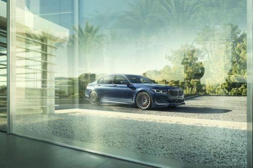 ALPINA B7 xDrive Is The Fastest Sedan In The World