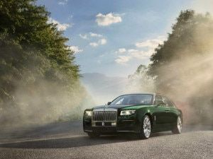 Rolls-Royce Ghost Extended The Next-Gen Ghosts Long Wheelbase Option Revealed