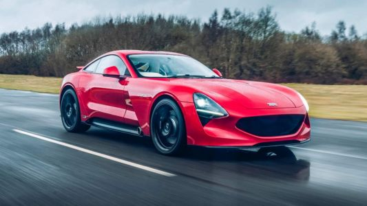 TVR Griffith Delayed Until 2020