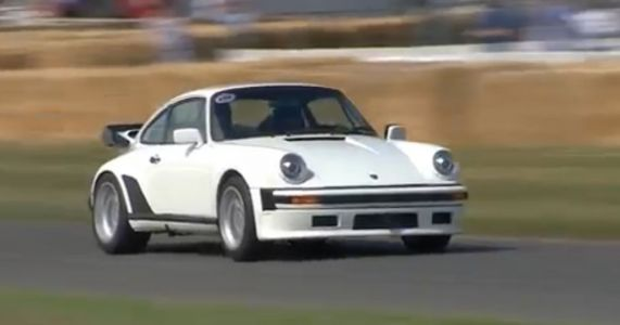 Witness The Awesomeness Of A Tag V6 F1-Engined 911