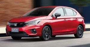 Honda City Hatchback Revealed In Thailand Dont Get Your Hopes High About India Launch Though